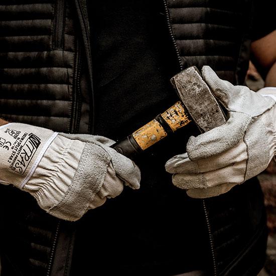 Hammer Workwear Gloves