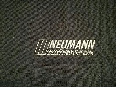 Neumann Logostick