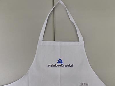 Direkteinstickung Hotel nikko düsseldorf